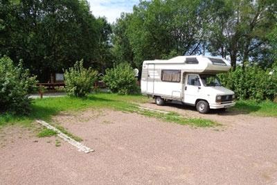 Caravanstellplatz