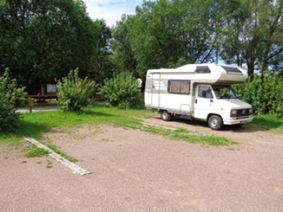 Caravanstellplatz am Freizeitgelände Alte Ziegelei