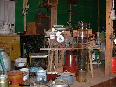 Historische Ausstellung im Freizeitgelände Alte Ziegelei
