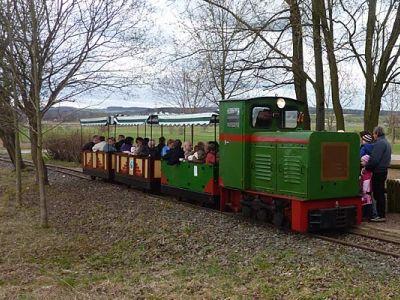 Feldbahn - Freizeitgelände Alte Ziegelei
